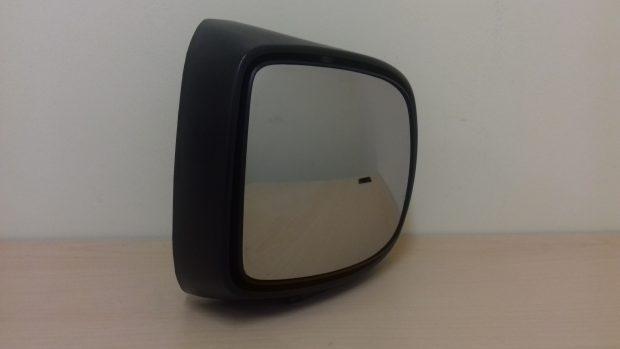 DAF WIDE VIEW MIRROR GLASS HEATED CF65/75/85 XF105