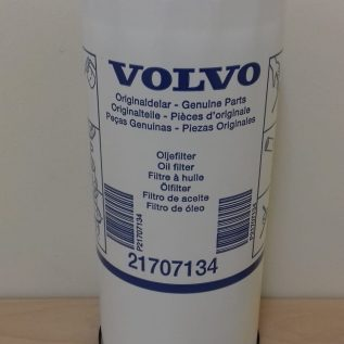 volvo main oil filter