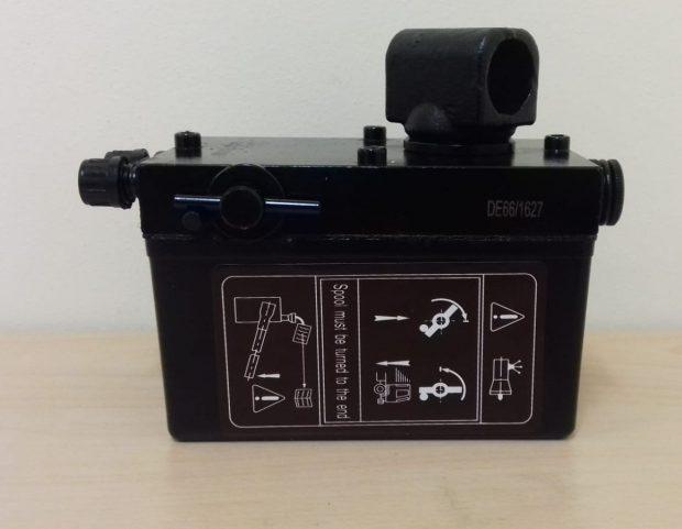 scania cab tilt pump