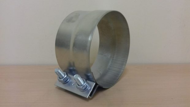 volvo exhaust clamp