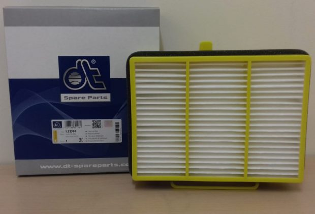 scania cab air filter 4 series