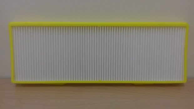 scania cab air filter