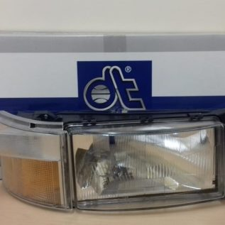scania headlamp