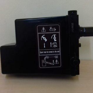 volvo cab tilt pump