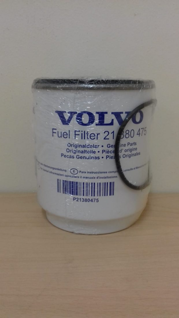 volvo water separator