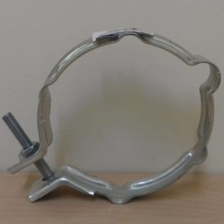 volvo flexi exhaust clamp