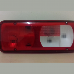 DAF REAR LAMP RH CF XF REAR SQUARE PLUG