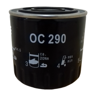 IVECO EUROCARGO & DAILY OIL FILTER